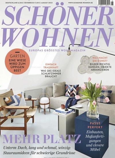 alle sch ner wohnen abo. Black Bedroom Furniture Sets. Home Design Ideas