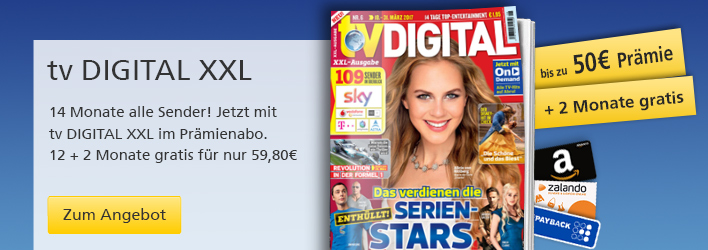 tv DIGITAL XXL im Angebot