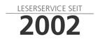 10 Jahre LESERSERVICE