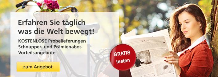 Tageszeitungen Herbst